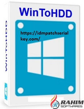 WinToHDD Enterprise 4.4 Crack